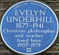 Image for Evelyn Underhill - Campden Hill Square, London, UK