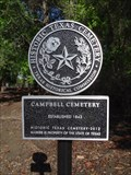 Image for Campbell Cemetery