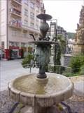 Image for Fontána u Zámeckého vrchu - Karlovy Vary, Czech Republic