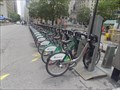 Image for Bixi  - Saint-Catherine St W,  -  Montreal, Quebec, Canada
