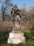 Image for Socha sv. Jana Nepomuckého - Židlochovice, Czech Republic