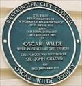 Image for Oscar Wilde - Suffolk Street, London, UK
