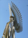 Image for Angel - Epic Being - Bargoed, Caerphilly, Wales, Great Britain.