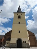 Image for Bell Tower of Catholic Church St. Johannes der Täufer Meckenheim - RLP / Germany
