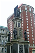 Image for Soldiers and Sailors Monument -- Providence, RI