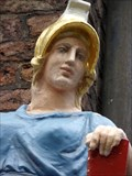 Image for Goddess Minerva - York, Great Britain.