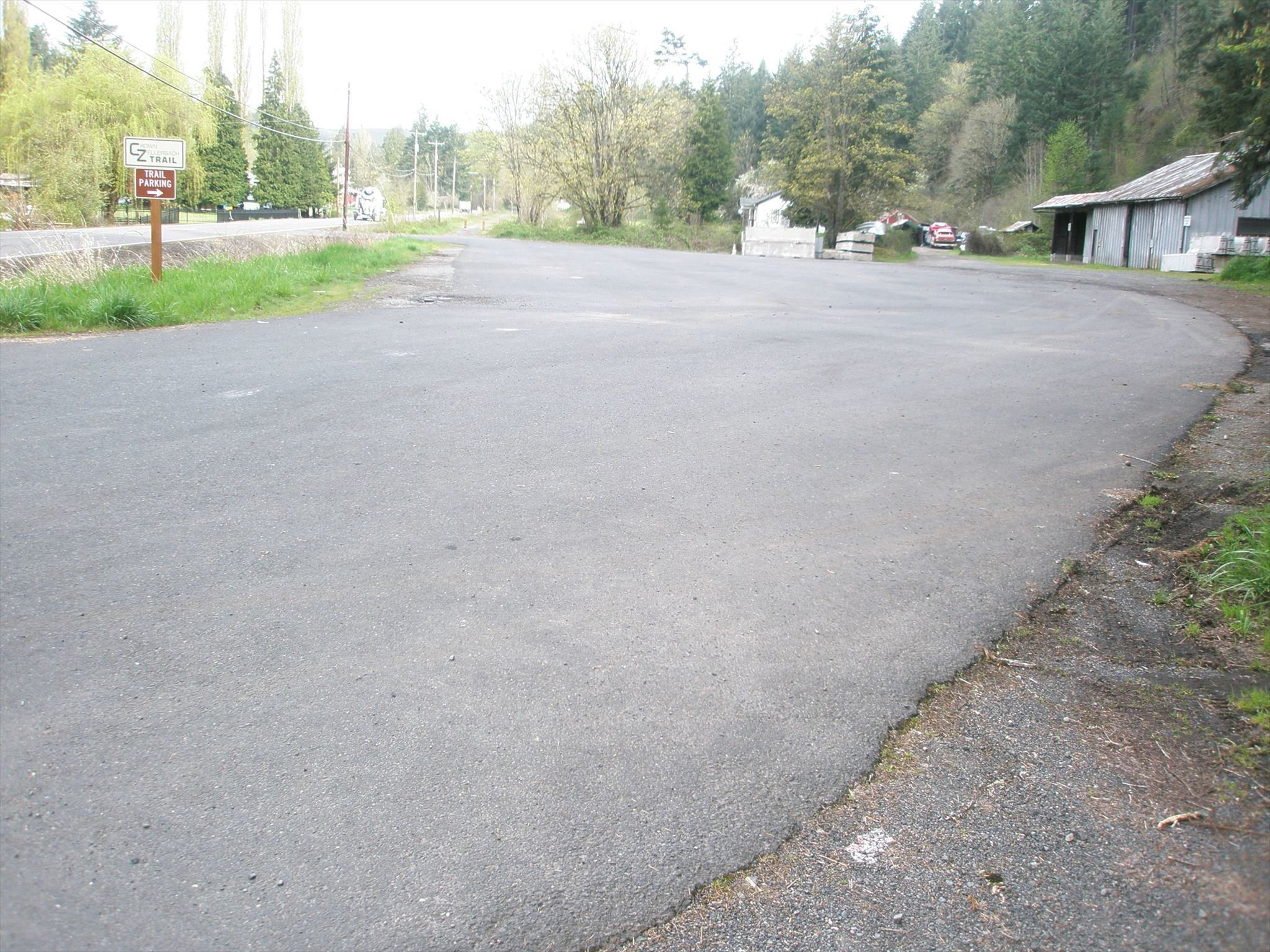 Scappoose Trail Head