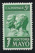 Image for Mayo Brothers Statue, Rochester, MN