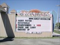 Image for Sunset Drive-In; Middleport, New York