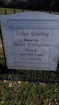 Image for Archer Cemetery - Princeton, IN