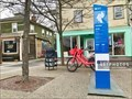 Image for JUMP Bike Share at Governor Street and Wickenden Street - Providence, Rhode Island USA