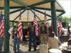 Honoring the Vietnam Moving Wall American Legion Riders Post 383