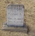 Image for Herbert L. Gilmore - Woodman Cemetery - Leslie, MO