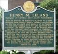 Image for Henry M. Leland - Barton
