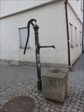 Image for Handpumpe Sonnengasse Rottenburg, Germany, BW