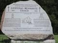 Image for Lichtenau Mennonite Church - Sainte Elizabeth MB