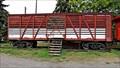 Image for CNR Cattle Car - Kamloops, BC