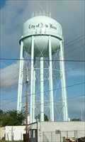 Image for New Bern Municipal Water Tower, New Bern, North Carolina