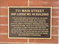Image for 711 Main Street - IOOF Lodge No.42 Building - Eudora, Ks.