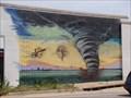 Image for (Gone) Twister Mural - OKC, OK