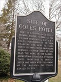 Image for Moorestown - Coles Hotel