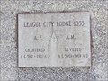 Image for 1969 - League City Lodge #1053