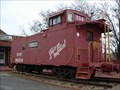 Image for AT&SF #999334 Caboose - Bristow, OK