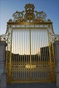Image for Grille Royal du Palais de Versailles- Versailles, France