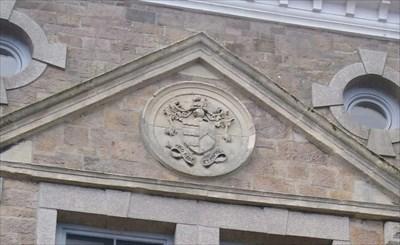 Basset-Commercial Street, Camborne, Cornwall,UK - Coats of