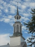 Image for St. Stephen's Anglican Church Steeple - Chambly, QC