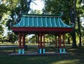 Image for Chinese Pavilion - Tower Grove Park, St. Louis, MO