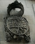 Image for Coat of arms of Spain and Galicia - Ourense, Galicia, España