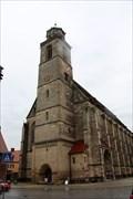 Image for St.-Georgs-Kirche - Dinkelsbühl, Bavaria, Germany