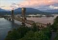 Image for Second Narrows Rail Bridge - Vancouver, British Columbia, Canada