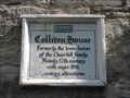 Image for Colliton House Marker - Glyde Path Road, Dorchester, Dorset, UK