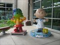 Image for Charlie Brown and Lucy at REI – Bloomington, MN