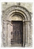 Image for St Nicholas Church South Door - Barfrestone Kent UK