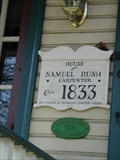 Image for Mt. Holly - Samuel Rush House