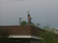 Image for Roof-top Statue of Liberty - Evansville, IN