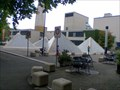 Image for Pyramids next to the Theatre - Basel, Switzerland