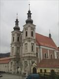 Image for Kostel Navstiveni Panny Marie - Lomnice u Tisnova, Czech Republic