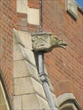 Image for Gargoyles  -Gilroes Crematorium Chapel - Leicester