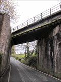 Image for Railway Bridge, Dol-Y-Bont, Ceredigion, Wales, UK