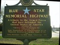 Image for Blue Star Memorial Highway-Americus Georgia