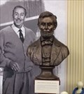 Image for Lincoln Bust - Lake Buena Vista, FL