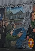Image for Willowbank Huts - International Wall, Divis Street - Belfast