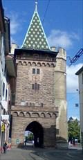 Image for Spalentor - Basel, Switzerland