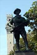 Image for Provincetown First World War Memorial - Provincetown, MA
