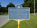 Image for Pvt. William Henry Freeman - Troy, NY