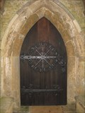 Image for St Mary's Church Door - Hardwick, Oxfordshire, UK